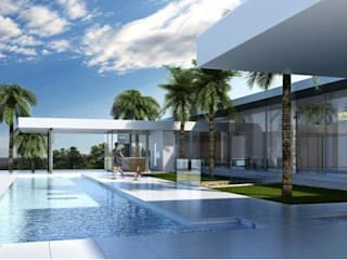 In&Ext Arquitectura e Ingeniería Maisons modernes