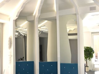 Offices & stores by CATERINA CAMEROTA ARCHITETTO