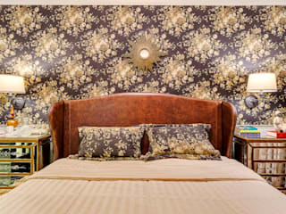 Klassische Schlafzimmer von Piloni Arquitetura Klassisch
