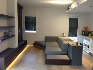 GALERIA Arquitectura de Interiores: Salones de estilo  de Ricard Mata Serveis Integrals S.L.