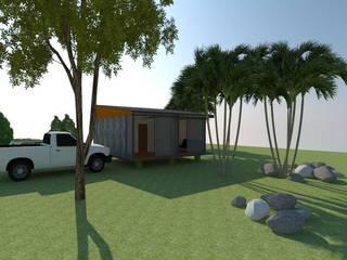 Cabaña Veraneo Estudio GS Arquitectura