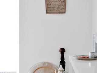 Chambre à coucher à l'ambiance marocaine par Gris Souris Méditerranéen