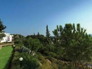 NGY Mimarlık – bodrum bitez aktur apart otel - anahtar teslimi kaba ve ince yapı uygulaması:  tarz Oteller,