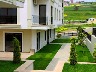 Casas de estilo moderno de GETSA Mimarlık Moderno