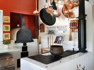 Silvia Cabrino Arquitetura e Interiores Кухня