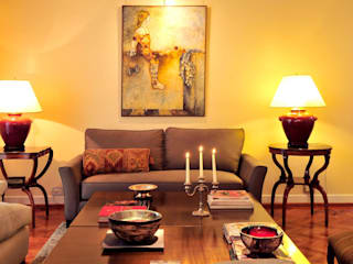 Sofá Duvete Deco:  de estilo  por sofa duvete