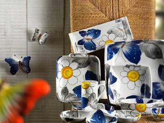 Realizzazioni:  in stile  di Ceramiche artistiche Edelweiss