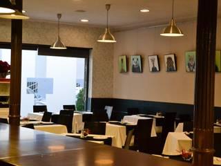 Proyecto de Apertura 19&Punto Gastrobar: Comedores de estilo  de NACHO NAVARRO   ARQUITECTURA
