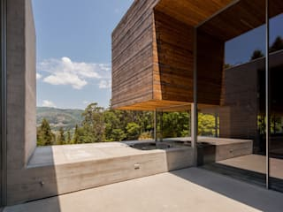 Maisons de style  par Carvalho Araújo, Moderne
