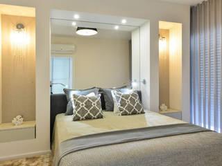 Modern Bedroom by IDEIAS DE INTERIORES Modern