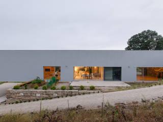 Habitação Unifamiliar Monte dos Saltos Casas minimalistas por olgafeio.arquitectura Minimalista