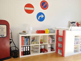 Chambre de garçon par Gris Souris Moderne