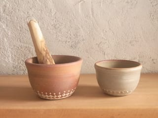 spice mill: 川尻製陶所 - kawajiri Earthenware Factoryが手掛けたアジア人です。,和風