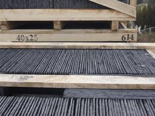 pizarra y tejado Walls & flooringTiles Slate Grey