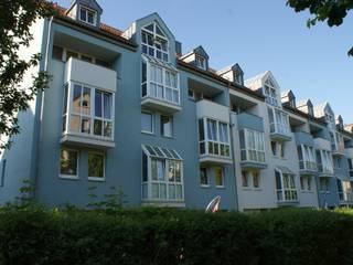 farben schiller Casas modernas Turquesa
