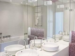 Twój Kwadrat Moderne Badezimmer Weiß