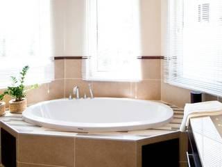 Baños de estilo moderno de GETSA Mimarlık Moderno