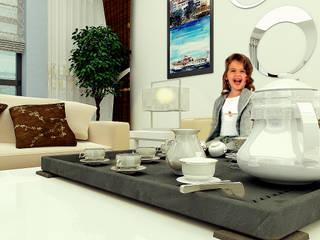 Arslan iç mimarlık – Hamza ARSKAB: modern tarz , Modern