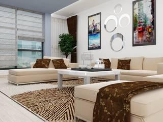 Hamza ARSKAB Modern Evler Arslan iç mimarlık Modern