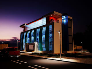 Exterior Design Modern Evler Arslan iç mimarlık Modern
