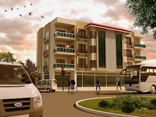 Arslan iç mimarlık – özel konsept:  tarz Evler