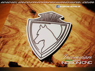 INCORNICIARE HouseholdAccessories & decoration Solid Wood White