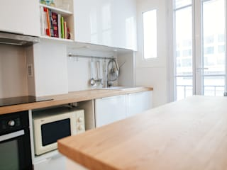 Kitchen by Lise Compain, Modern