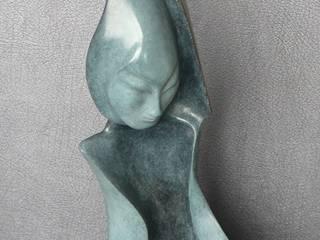 Franceleine de Bellefontaine ArtworkSculptures