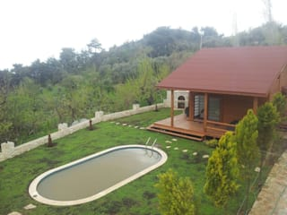 ART HAVUZ SİSTEMLERİ Modern style gardens