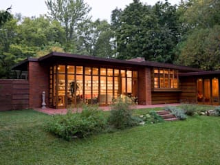 Proyectos bioclimáticos: Casas de estilo rural por Arquitecto Sergio Capua