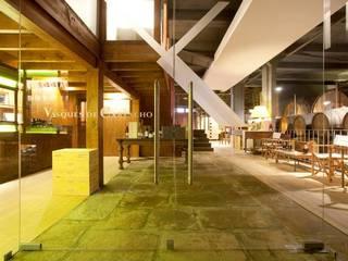 """""""Eno Arquitetura"""" - """"Wine Architecture"""" por Barracinza - Estudos e Projetos de Arquitetura"""