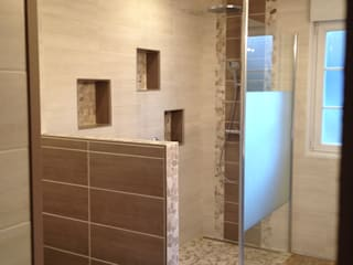 Salle de bains nature RG Intérieur Salle de bain rustique
