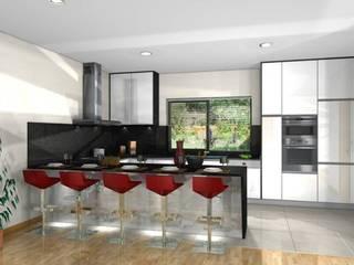 Fontoura - Valença - Cozinha em Produção por i9 Design