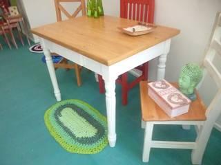 MUEBLES DE DISEÑO:  de estilo  por Keila Meliz muebles y objetos