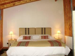 Dormitorios ★★★★★ Hoteles de estilo moderno de INTEGRAR DISEÑO Moderno