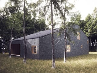 House in the woods:   por mimesis