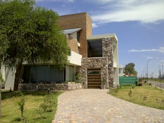 MParq Modern houses