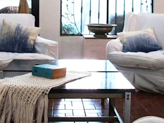 Modern Living Room by CLC Arquitectura & Diseño de Interiores Modern
