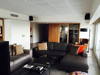 Living room by taller125, Modern