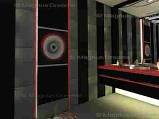 Bathroom Designs Modern bathroom by Magnus Dreams Modern