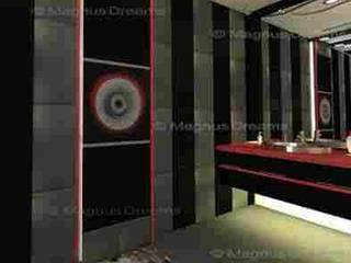 Bathroom Designs:  Bathroom by Magnus Dreams
