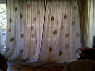 cortinas de MS DECO Moderno