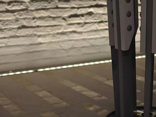 CASA FUSER GLIP | The Lighting Partner Case moderne