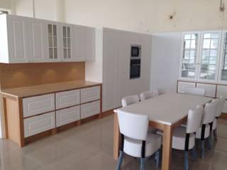 DESIGNMOB MOBİLYA İNŞ SAN DIŞ TİC LTD ŞTİ 廚房收納櫃與書櫃