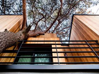 Scandinavian style houses by GongGam Urban Architecture & Construction Scandinavian