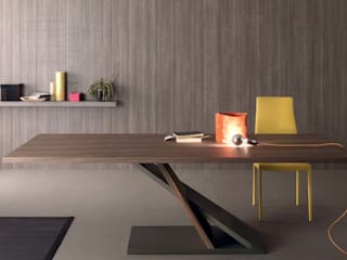 Classic and Modern Dining Room Tables. fixed and extendables par Viadurini.co.uk Moderne