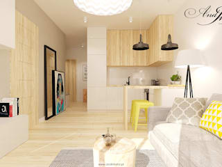 Ruang Keluarga by And Interior Design