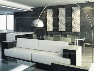 3D Decorative Panel - Loft System Design - model Canyon Loft Design System Walls & flooringWall tattoos