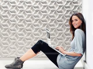3D Decorative Panel - Loft System Design - model Meringue Loft Design System Walls & flooringWall tattoos