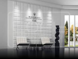 3D Decorative Panel - Loft System Design - model Padding Loft Design System Walls & flooringWall tattoos